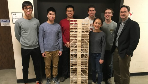 EERI Seismic Design Competition Image