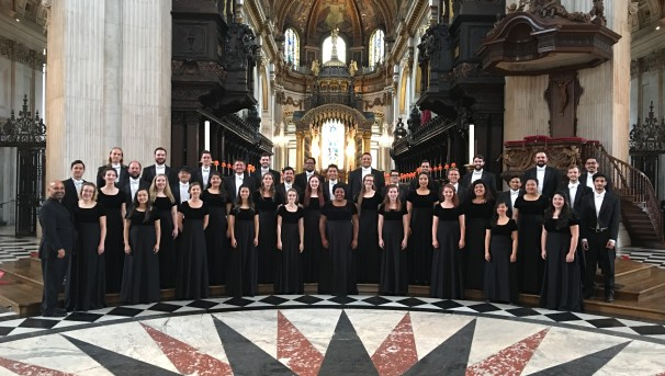 Chamber Choir: Help Us Bring The Beach to Austria Image