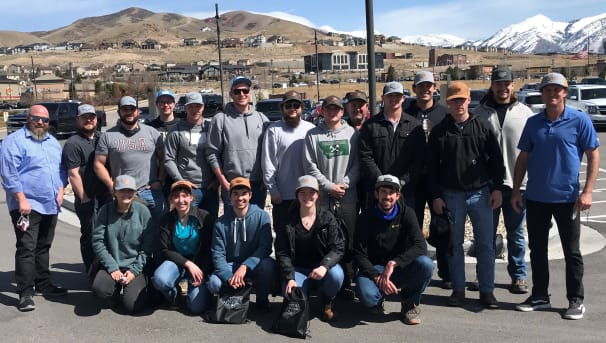 Montana Technological Unversity Student Chapter of American Society of Civil Engineers