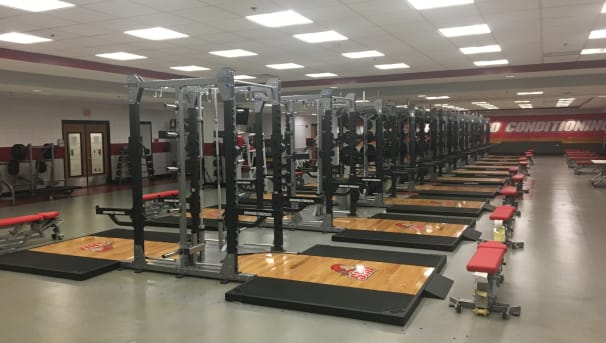 Support SHU Strength and Conditioning Image