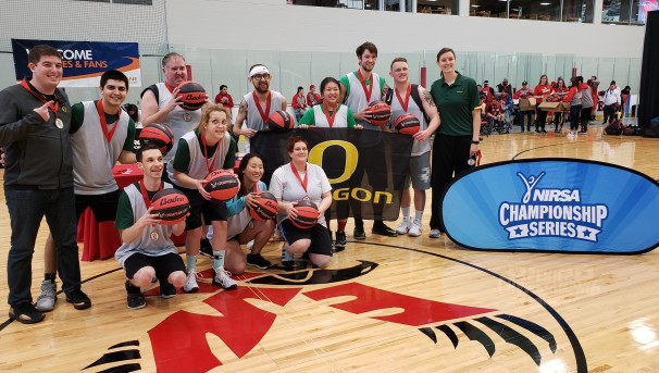 UO Unified Basketball Team - NIRSA National Championship 2019 Image