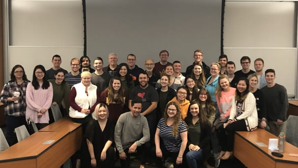 Master of Taxation Class Gift 2019 Image