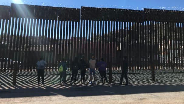 Borderlinks: Immigration & Border Migration Image