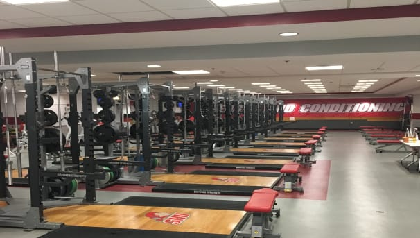 Support SHU Strength and Conditioning! Image