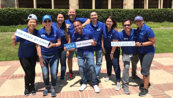 Professional Development Scholarships for UCLA Staff Image