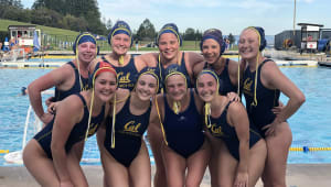 Cal Women's Club Water Polo | Cap Fundraiser