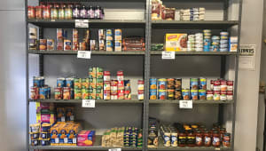 Detroit Mercy Student Pantry