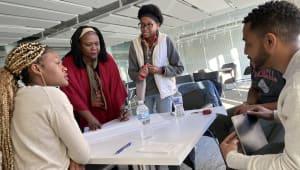 Black Entrepreneurs in Training