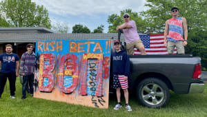 Beta Theta Pi Memorial Fund Project