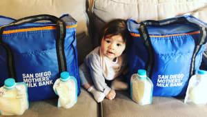 San Diego Mothers' Milk Bank at UC San Diego Health