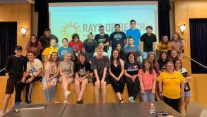 RAYS of REACH - Sally Pederson REACH Scholarship 2019