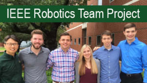 IEEE Robotics Project