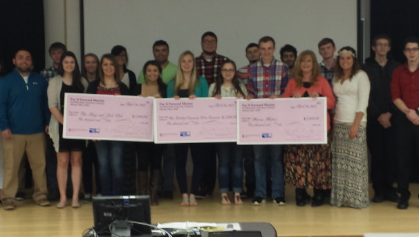 Marion Pay It Forward Project 2017 Image