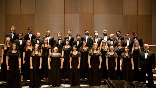 VT Choir Performs in Spain Image