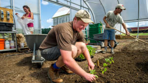 Support the Agriculture Extension Education Fund