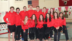 Carnegie Mellon Swimming and Diving