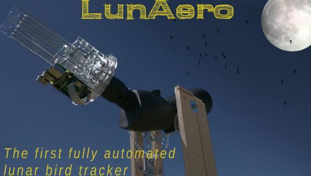 OU Aeroecology: LunAero Image