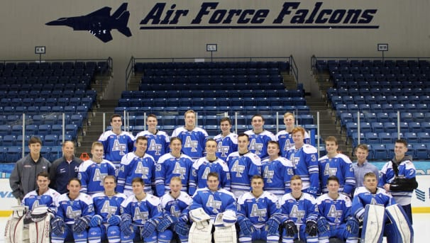 USAFA Cadet Ice Hockey Club 2019 Image