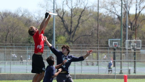 OU Ultimate Frisbee 2019 Image