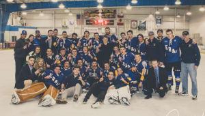ERAU Hockey - Help us learn, work, and WIN in the 2018-19 season!
