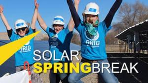 Solar Spring Break 2020