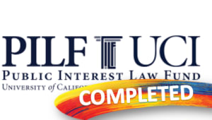 Public Interest Law Fund (PILF) 2020