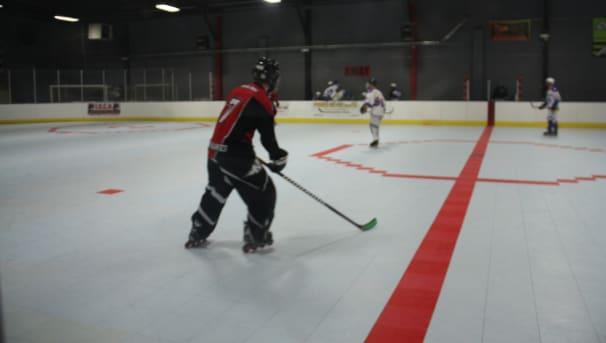 Club Sports: Roller Hockey Image