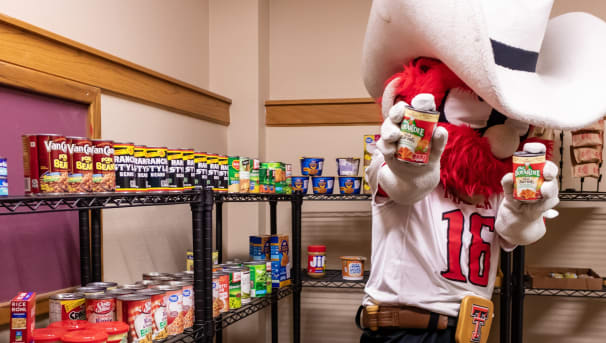 Raider Red's Food Pantry Image