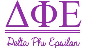 Delta Phi Epsilon Scholarship