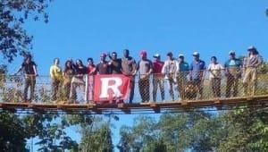 Engineers in Action Bridge Build