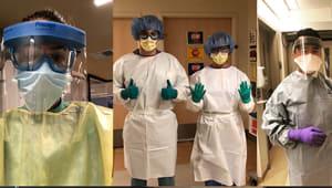 #TeamLA: PPE4LIFE