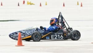 Formula Racing at UC Davis (FRUCD)
