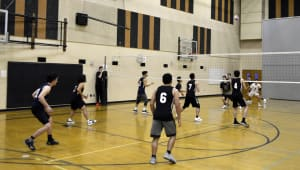 WWU Men's Volleyball