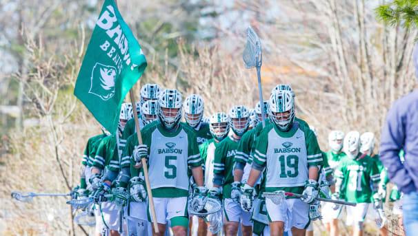 Babson Men's Lacrosse Image