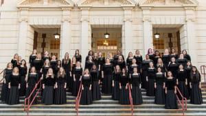 Concert Choir at ACDA 2019