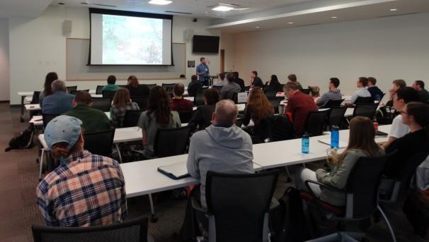 2019 Geosciences Student Research Symposium Image