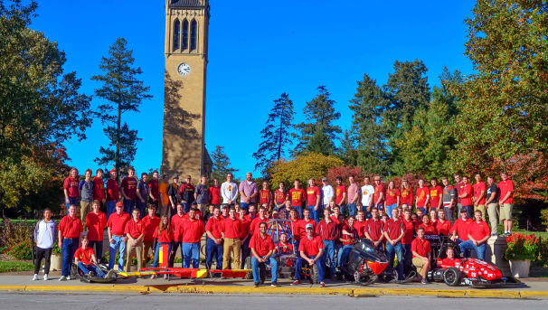 ISU SAE International Student Chapter Image