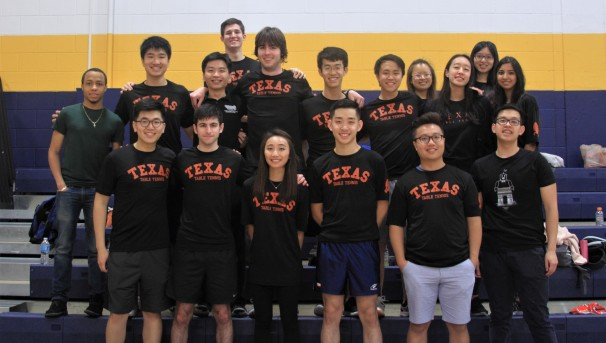 Send Texas Table Tennis to Nationals! Image