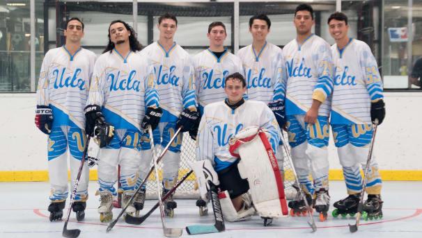 UCLA Roller Hockey Inaugural Season Image