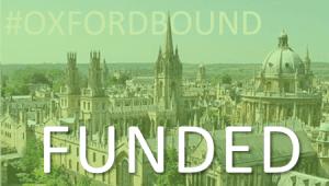 #OxfordBound - Supporting JSOM Undergraduate Research
