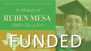Ruben (Ben) Mesa Memorial Scholarship