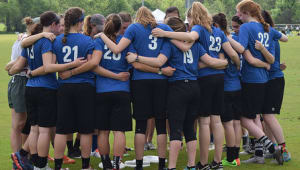 Tufts Women's Ultimate Trip to Nationals