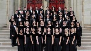 Heinz Chapel Choir - International Tour 2020