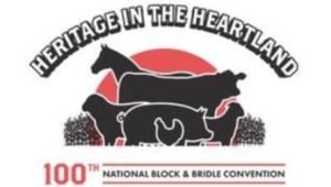 Block & Bridle 100th National Convention