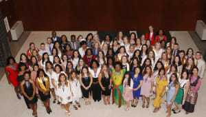 2020 Spring Nursing Recognition Ceremony