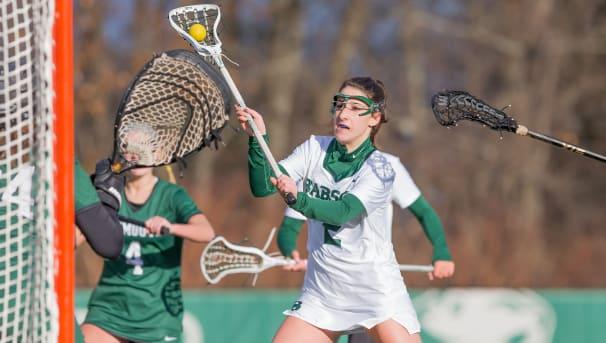 Babson Women's Lacrosse Image