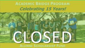 Academic Bridge: Celebrating 15 Years!