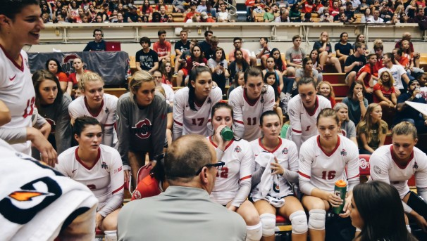 Women's Volleyball International Trip Image