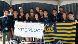 Berkeley Hyperloop to SpaceX Pod Competition