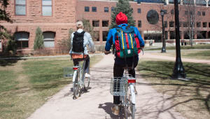 CCycle - Colorado College's Student Run Bike Share